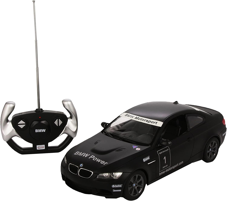 Jamara BMW M3 Sport RC auto 1:14 zwart @ Bol.com Plaza