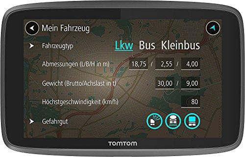 "TomTom GO Professional 6250 (Europa) navigatiesysteem (6"" inch)"