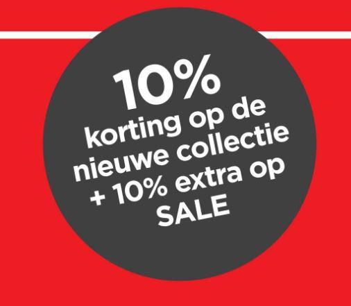 SALE tot -80% + 10% EXTRA @ Miss Etam