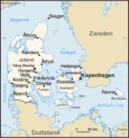 8 dagen onbeperkt met OV in Denemarken in zomer - €20 / €40