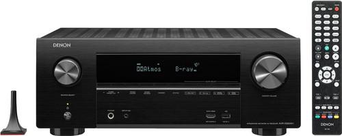 Denon AVRX2600HBKE2 7.2 kanaals AV-receiver @ Coolblue