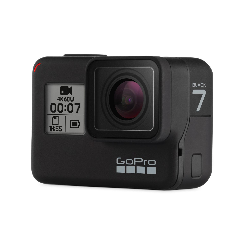 GoPro Hero 7 Black + 32GB SD kaart