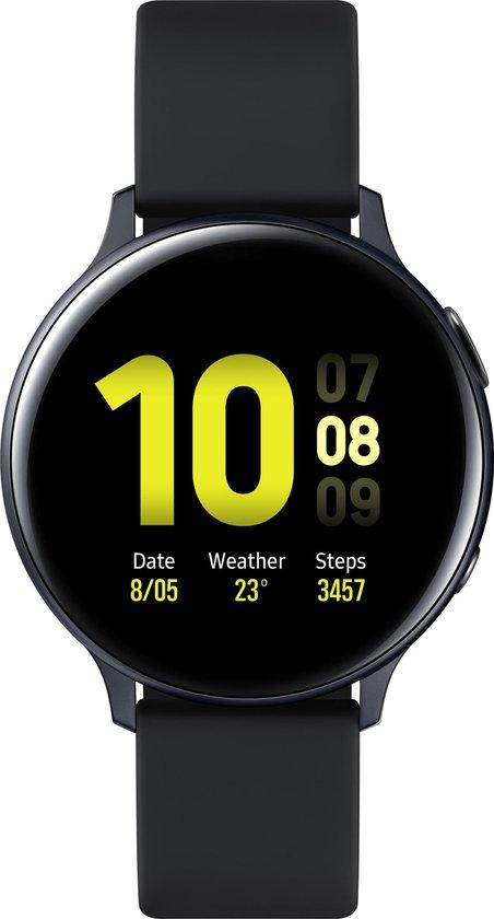 Samsung Galaxy Watch Active2 Aluminium (44mm) Zwart