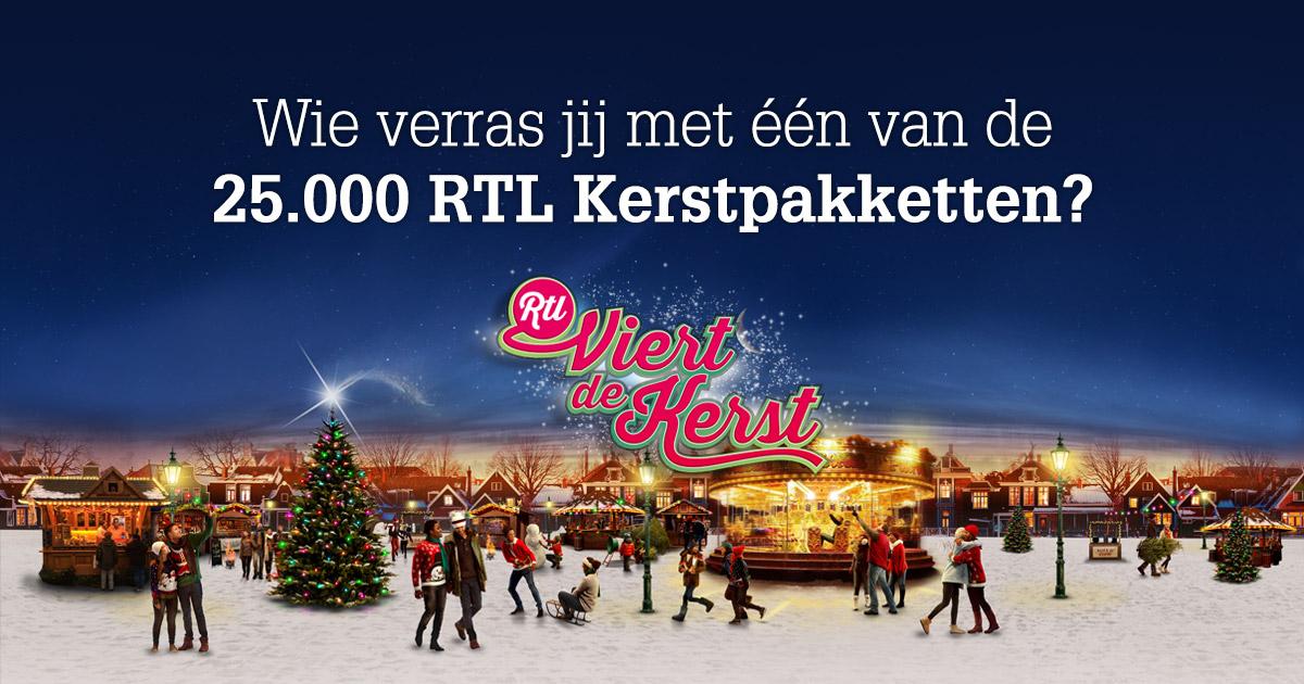 Verras iemand met een gratis RTL Boulevard Kerstpakket (25.000 stuks beschikbaar) @ RTL