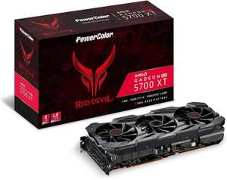 Powercolor RX 5700 XT Red devil 8GB @Amazon.nl