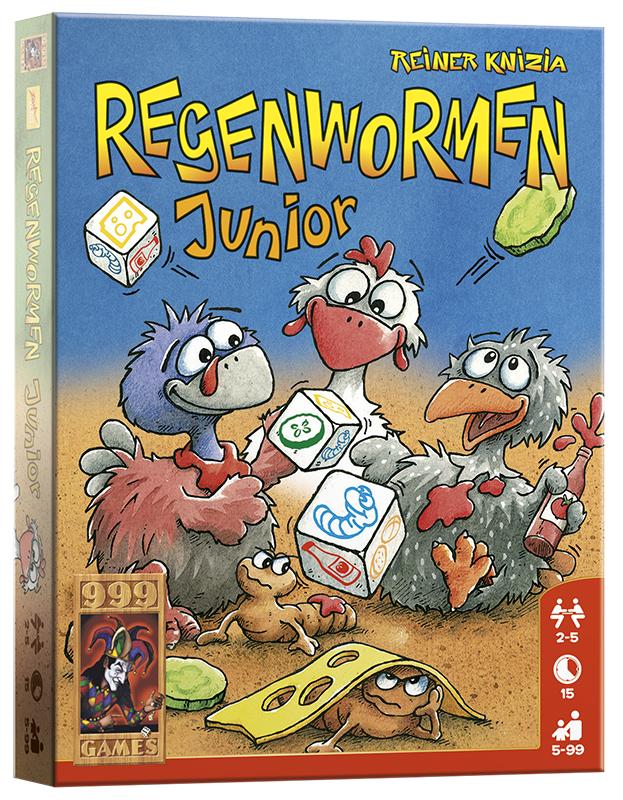 [lokaal] Regenwormen (edit)JUNIOR bij Kruidvat voor 2,50