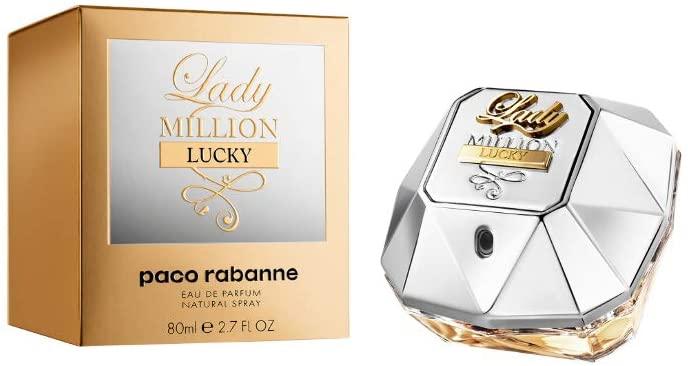 Paco Rabanne Lady Million Lucky Eau de Parfum 80 ml @ Amazon.nl