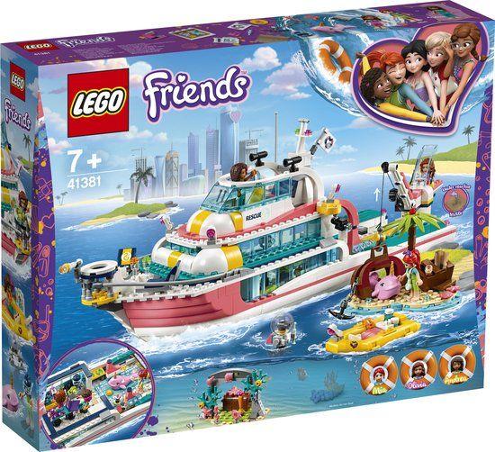 Lego Friends - 41381 - Reddingsboot