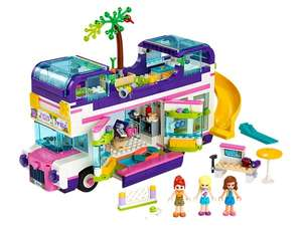 Lego Friends Vriendschapsbus (41395)