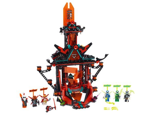 Lego Ninjago Keizerrijk tempel van de waanzin (71712)