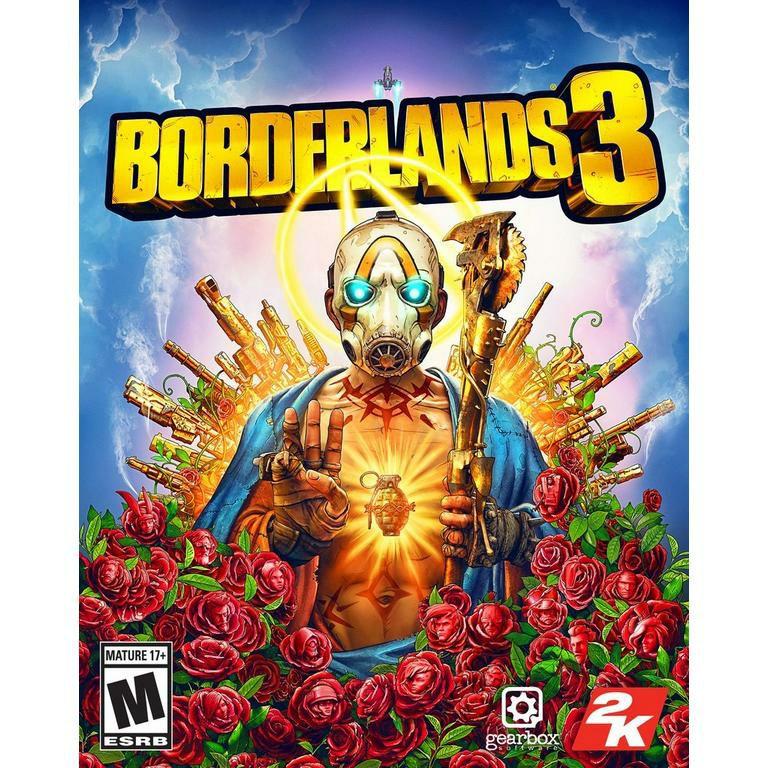 Borderlands 3 Ps4/Xbox one