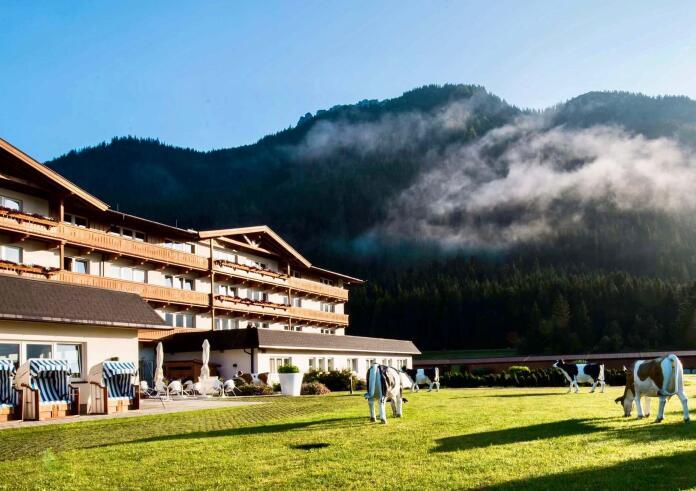 [Tirol] 4* Hotel met HP tot €169 per 2p p.n. (min. 2 nachten). O.a. in augustus