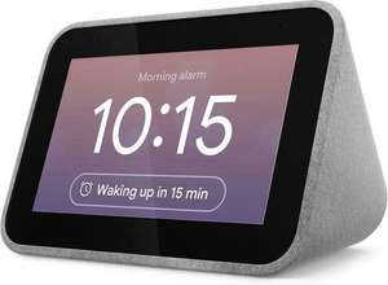 Lenovo Smart Clock met Google Assistent