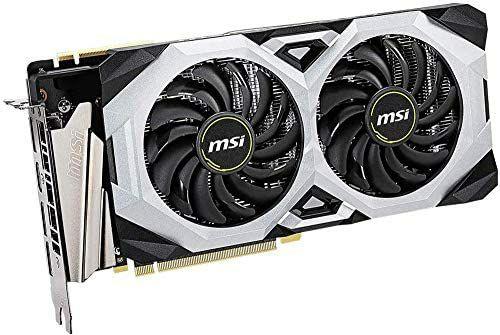 MSI GeForce RTX 2070 Super Ventus GP OC + gratis game