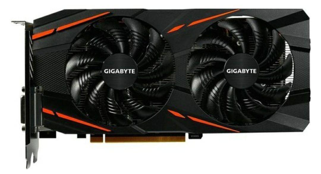 Gigabyte Radeon RX 580 GAMING 8GB