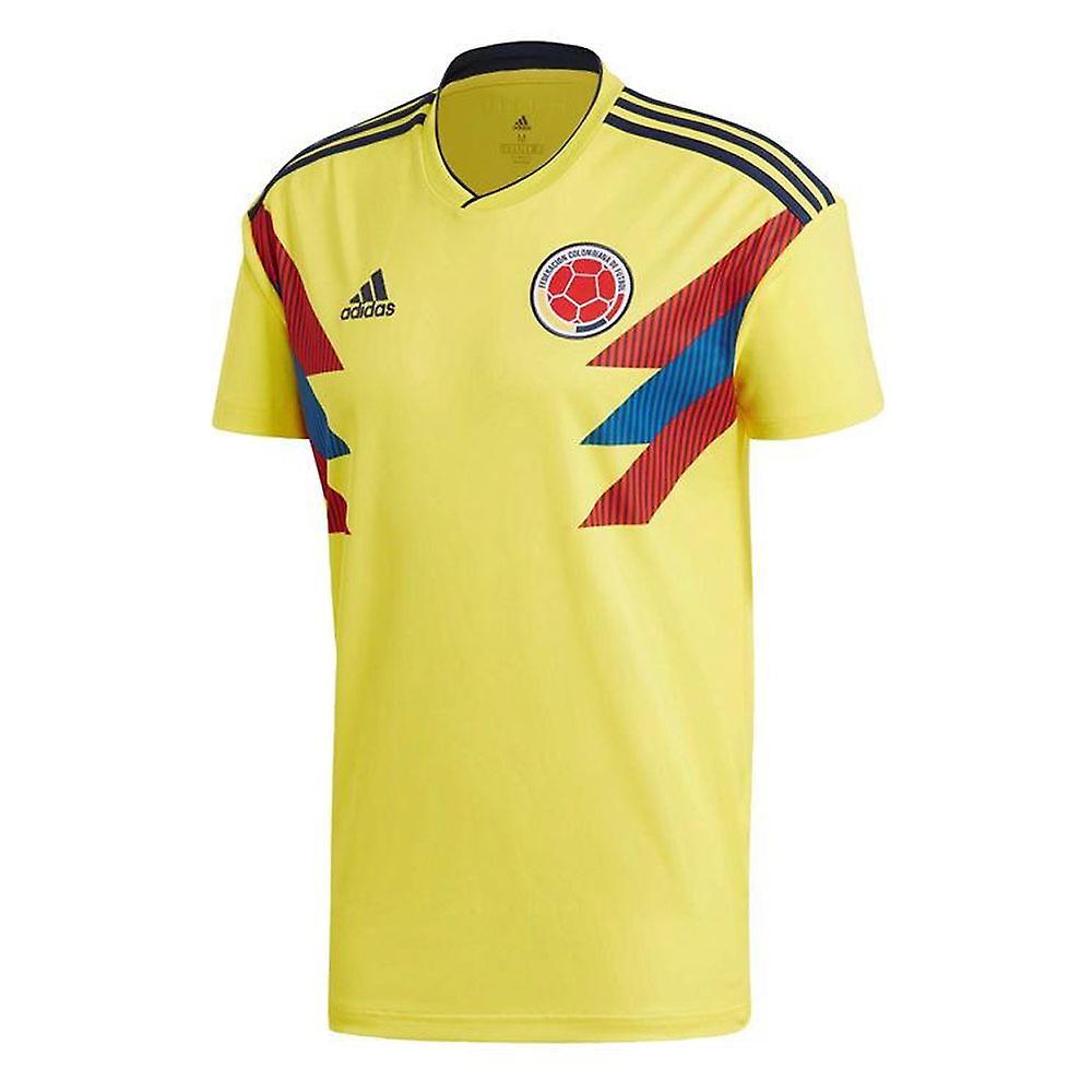 Adidas Colombia Thuisshirt voor kinderen (maat 11 en 13) @ MandMDirect
