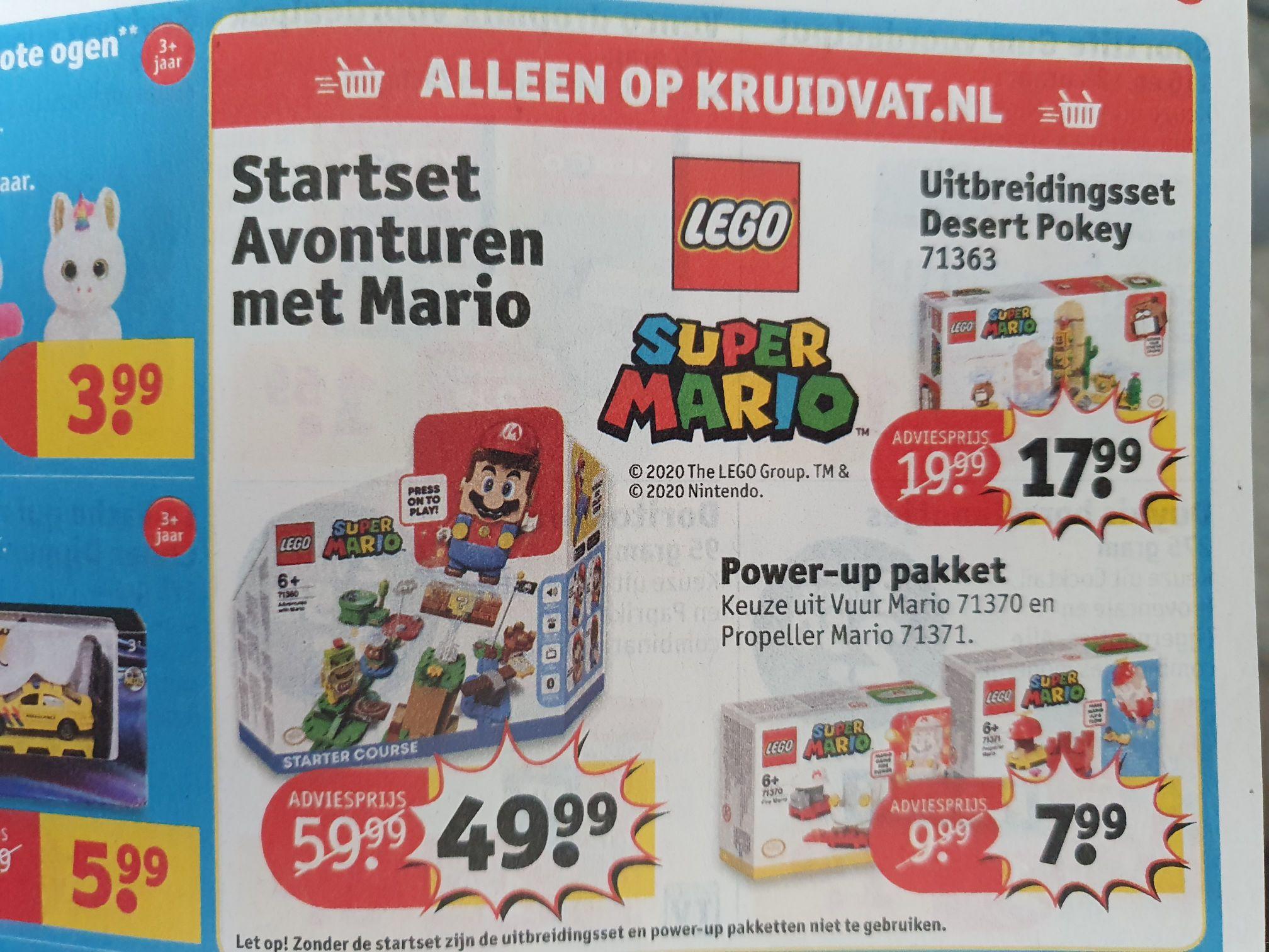 Startset LEGO Super Mario