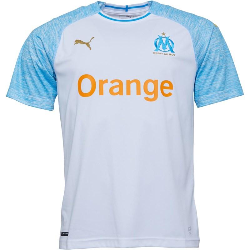 Puma Heren Olympique Marseille Thuis en Uit 2018-2019