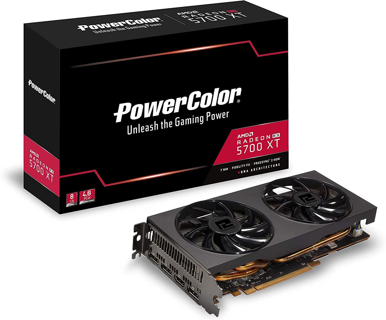 Powercolor Radeon RX 5700XT DUAL 8 GB