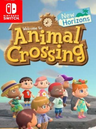 [-31% KORTING] Animal Crossing: New Horizons Nintendo Switch - Nintendo Key