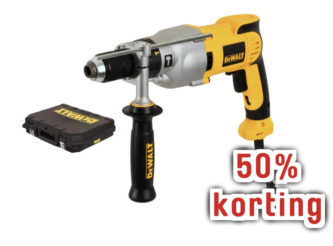 DeWALT DWD522KS-QS klopboormachine @ toolstation.nl
