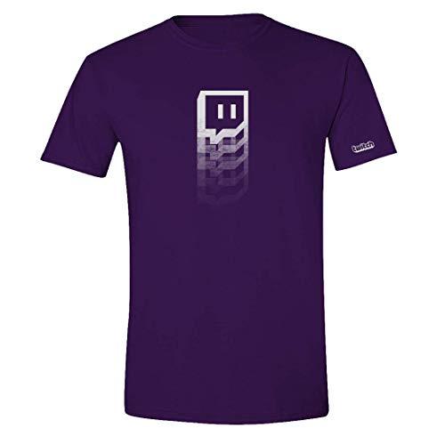 20% korting op Twitch-merchandise (NL aan de beurt) - Bijv. Twitch Rising Glitch T-shirt