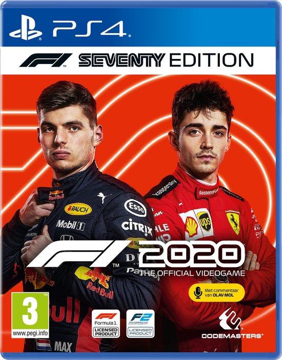 F1 2020 ps4 @dgmoutlet.nl