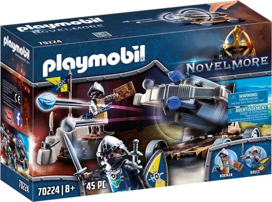 Playmobil 70224 Novelmore ridders met waterballista voor €11,39 @ Bol.com / Amazon NL