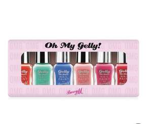 [Prijsfout] Barry M Oh My Gelly! Nail Paint Gift Set @ Lookfantastic.nl