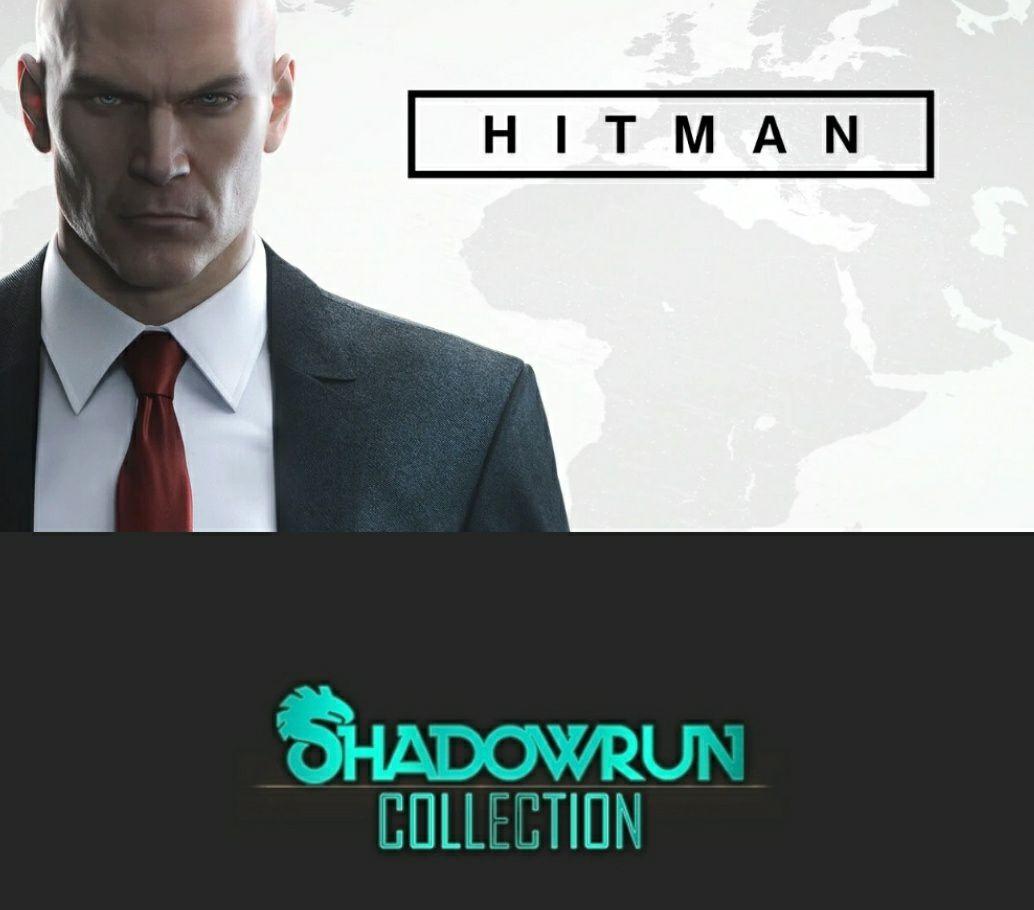[gratis] Hitman en shadowrun collection vanaf 27 augustus @epic game store