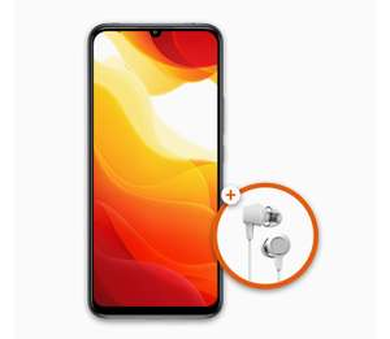 Xiaomi Mi 10 Lite 6/128GB 5G Cosmic Grey inclusief Koptelefoon