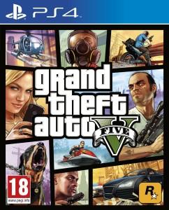 GTA V (Playstation 4) pre-order voor €42 @ Gamedumper