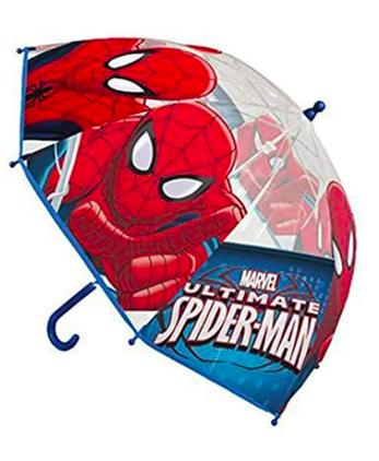 Spiderman paraplu @ Amazon.nl