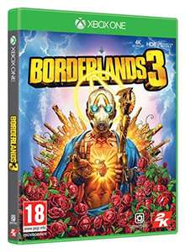 Borderlands 3 (Xbox One AT-PEGI) @ Amazon.de