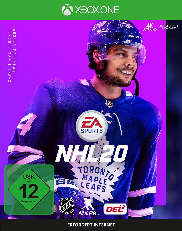 NHL 20 - Xbox One €10,42 @Amazon NL