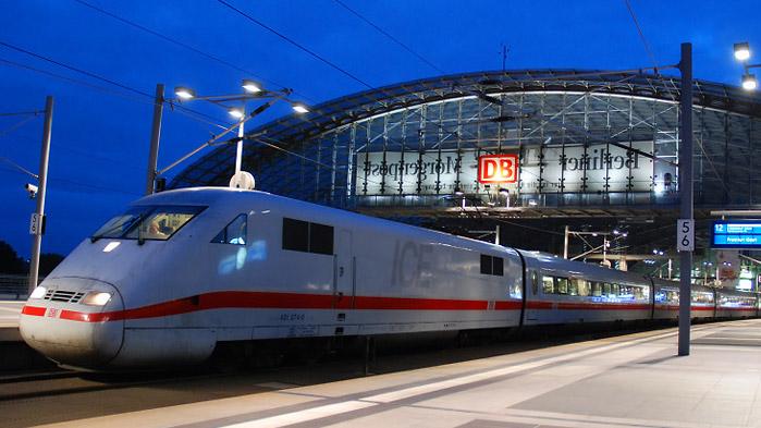 2 trein dagtickets voor Duitsland  voor €55 @ Bahn.de (vanaf woensdag)