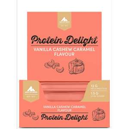 18x35 g Protein Delight Bars van Mulitpower voor €11,99 (was €26,82)