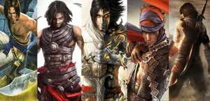 [Uplay/PC] Prince of Persia / Warrior Within / The Two Thrones / Sands Of Time / Forgotten Sands €2 p/s @Ubisoft