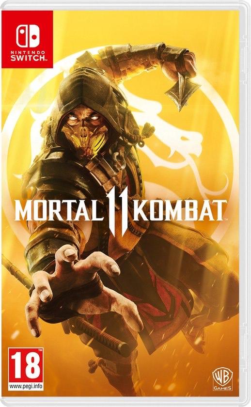 Mortal Kombat 11 [Nintendo Switch]