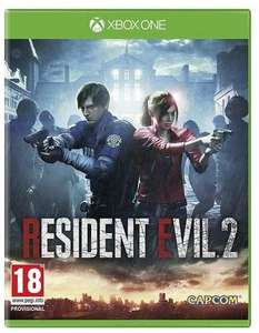[PS4 & Xbox One] Resident Evil 2 Remake