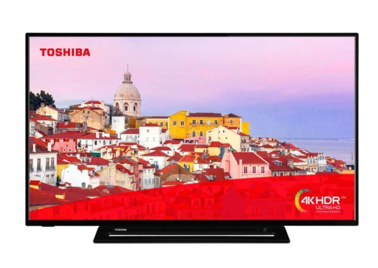 "TOSHIBA ULTRA HD SMART 43"" TELEVISIE"