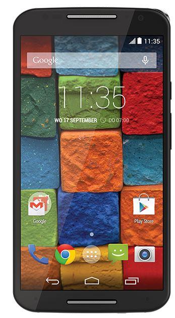 Motorola Moto X (2nd gen) voor €249 @ Pixmania