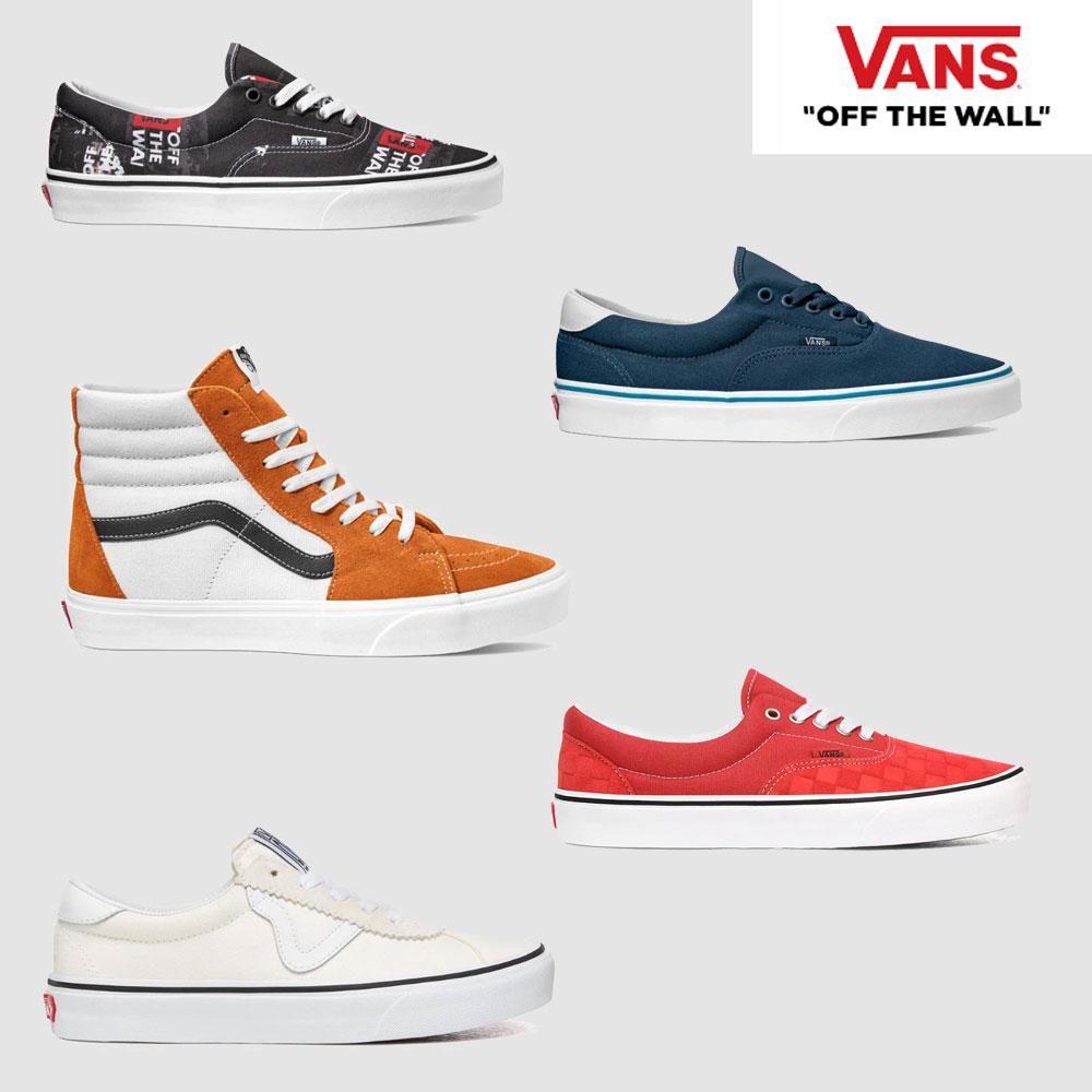 VANS sale 40-70% korting + 20% EXTRA @ Maison Lab