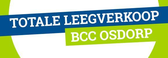 Totale Leegverkoop wegen sluiting @ BCC Osdorp