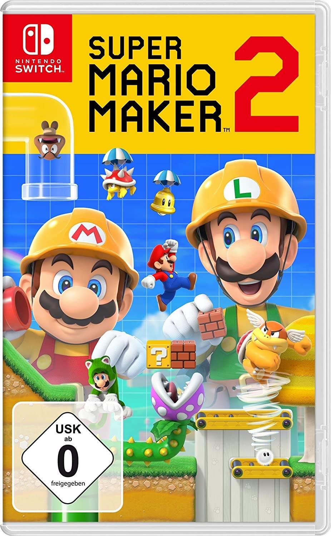 Super Mario Maker 2 (DE versie, Nintendo Switch)