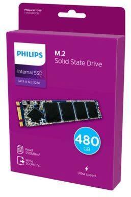 Philips TLC SSD 480GB M.2 SATA-int Bij Direct Sale met hoge verzendkosten.