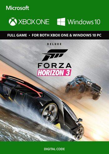 Forza Horizon 3 voor Xbox One & PC