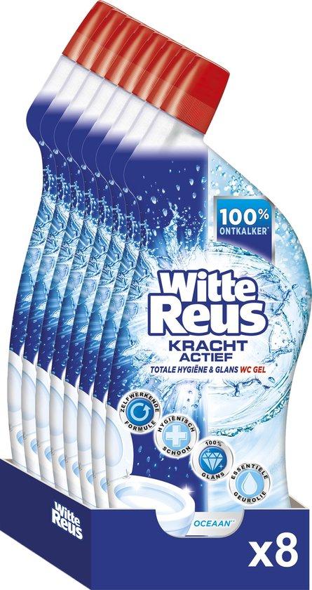 [Select] 8x Witte Reus Toiletreiniger (minder dan €1 p/stuk)