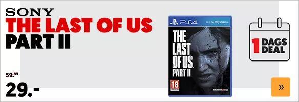The Last Of Us Part II (PS4) @ Media Markt