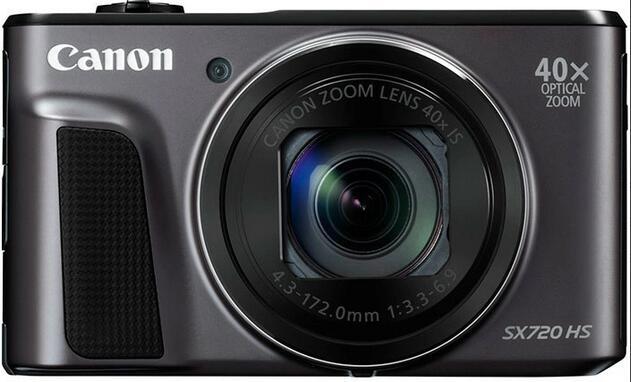 CANON PowerShot SX720 Travel Kit bij MM met 136 euro korting.